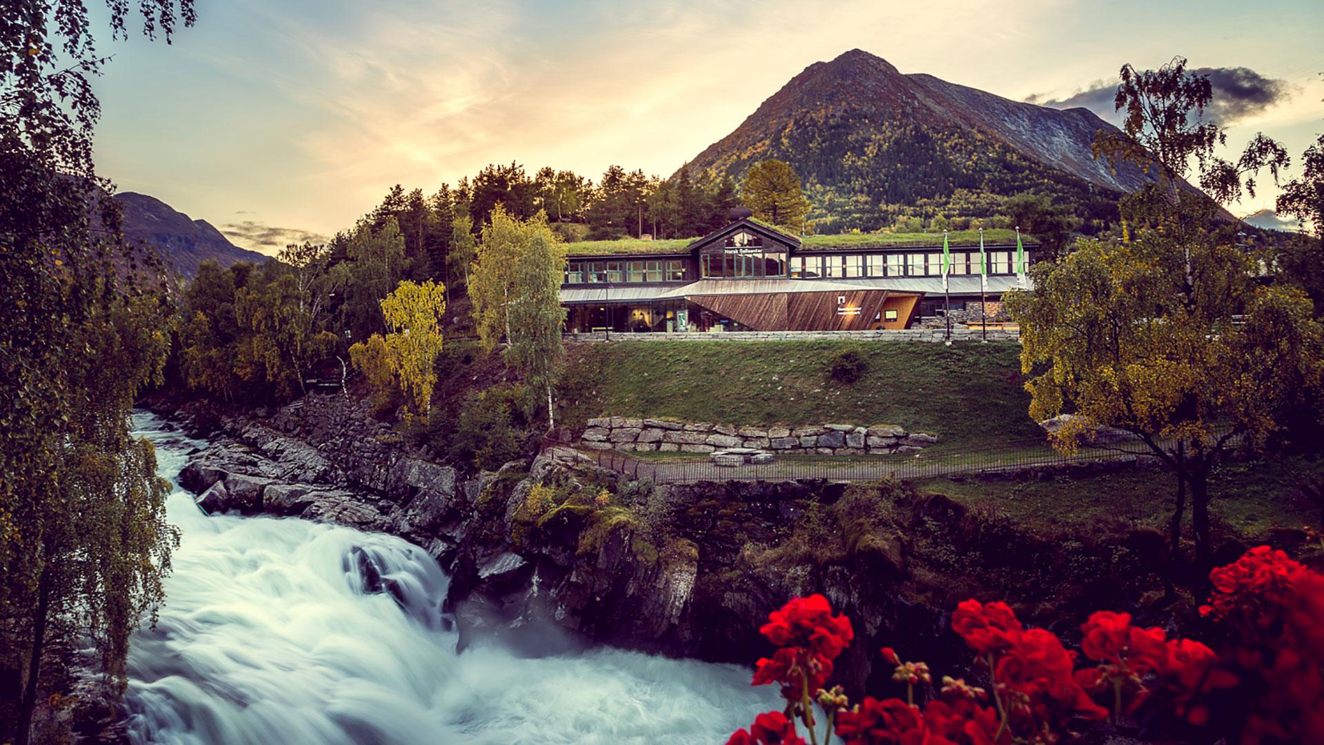 Norsk fjellsenter, Lom.