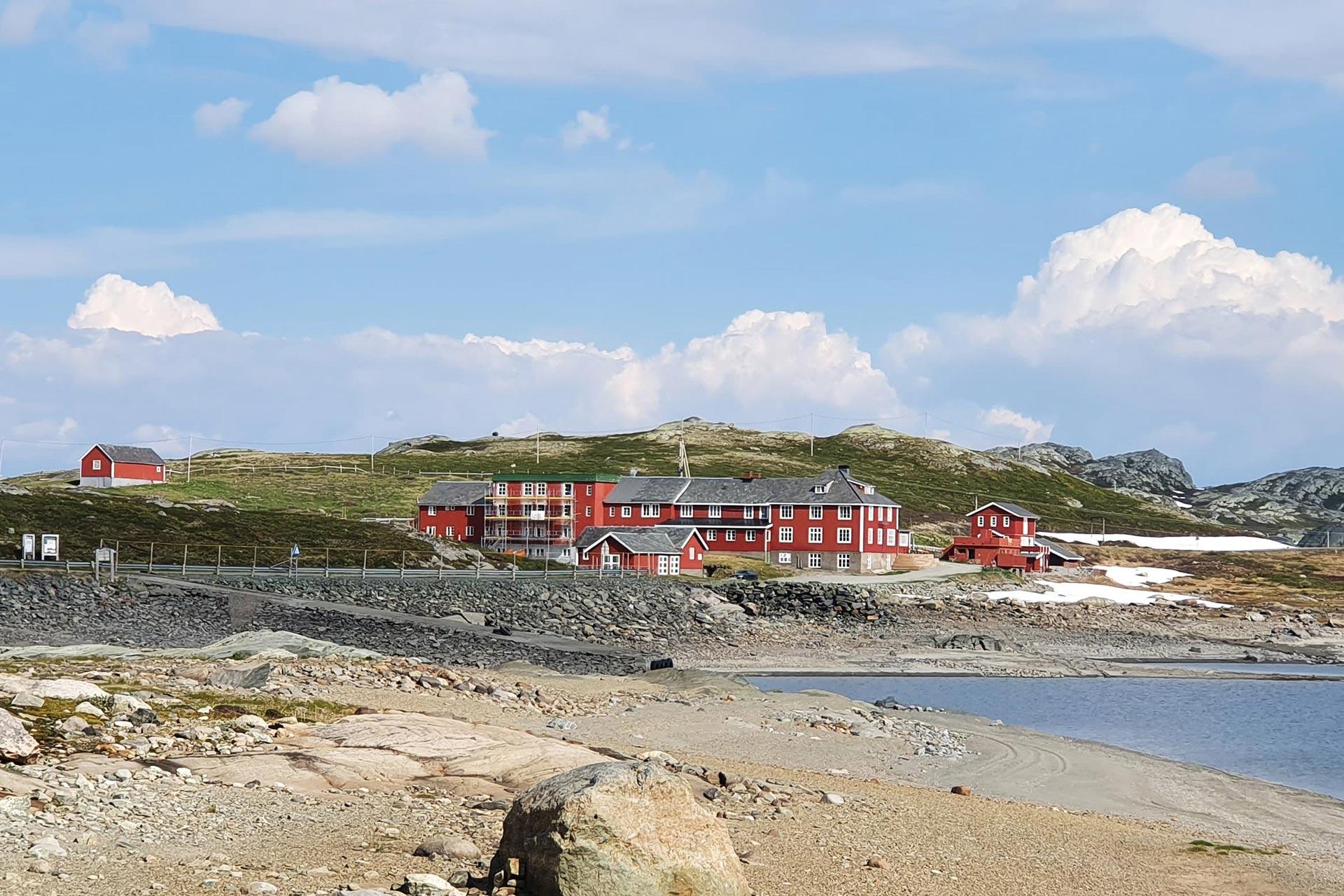 Bygdin høgfjellshotell